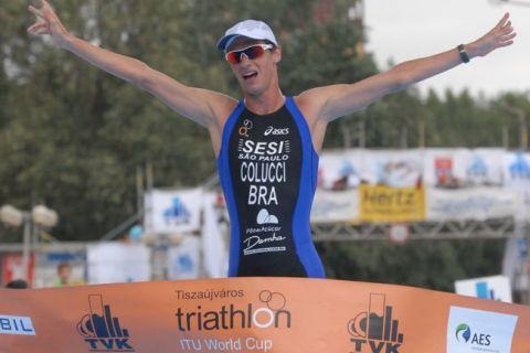 colucci Divulgados os nomes dos atletas brasileiros do Triathlon no Pan de Guadalajara