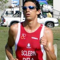 diogo sclebin Triatletas do ano 2010: participe da votação e concorra a um tênis da Asics