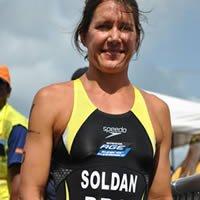 sandra soldan Triatletas do ano 2010: participe da votação e concorra a um tênis da Asics