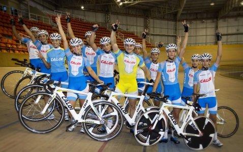 ciclismo004 1334261011 Ciclismo olímpico de pista brasileiro é a aposta da Shimano e da Caloi para 2016