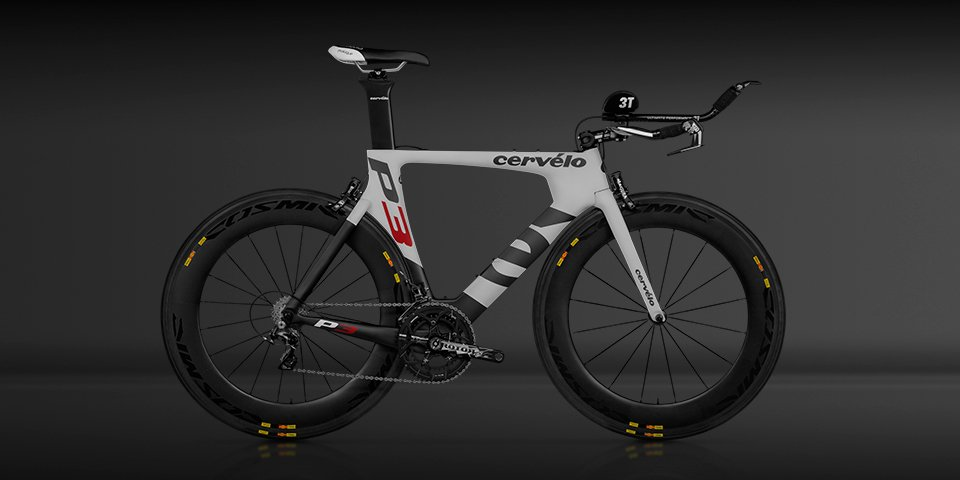 075fbbe0c5b1e Vídeo  Cervélo apresenta a nova P3, bike mais popular no Triathlon Mundial
